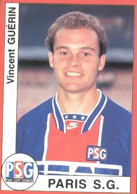 N° 242 - Vincent GUERIN