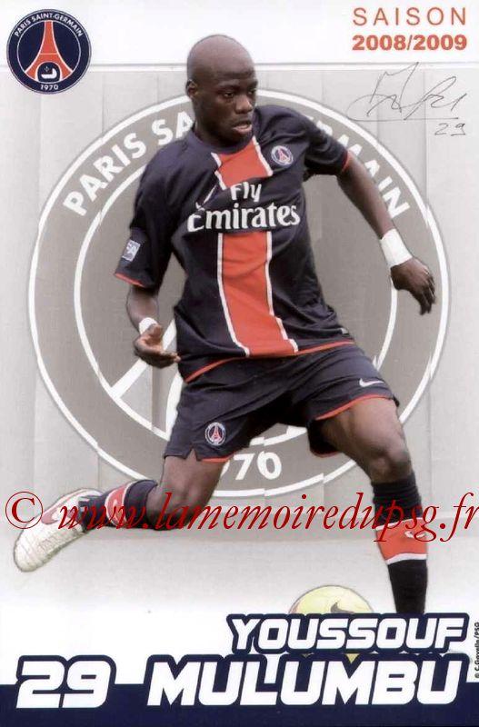 MULUMBU Youssouf  08-09
