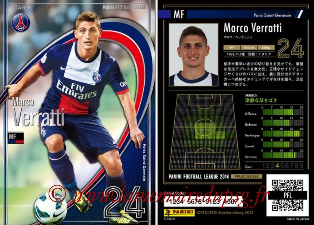 N° 088 - Marco VERRATTI (Star +)