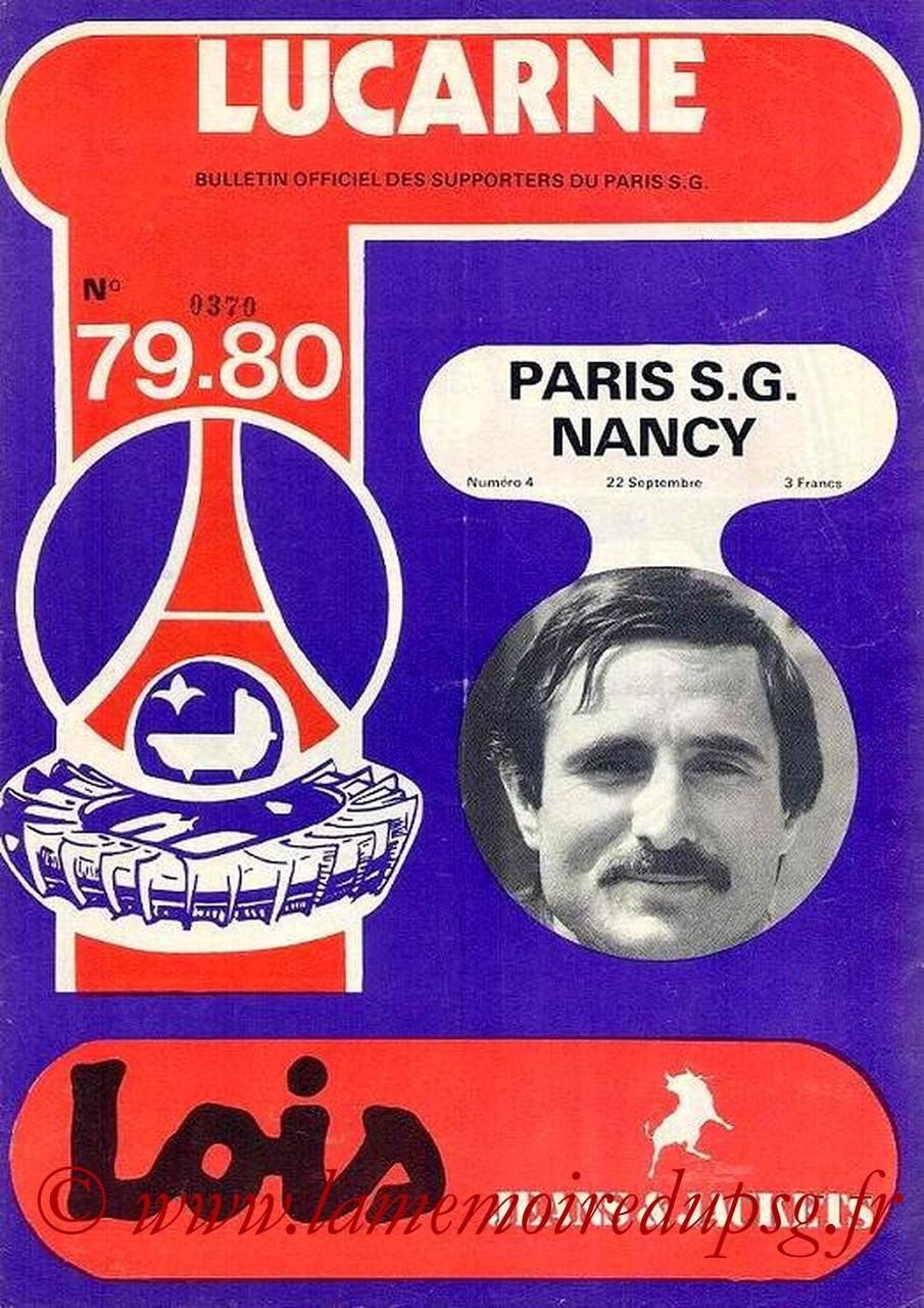 1979-09-22  PSG-Nancy (9ème D1, Lucarne N°4)