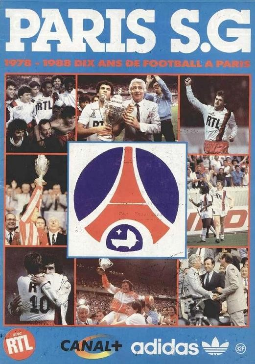 1988-01-01  (1978-88 - 10 ans de Football à Paris)