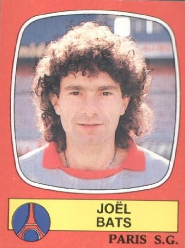 N° 210 - Joel BATS