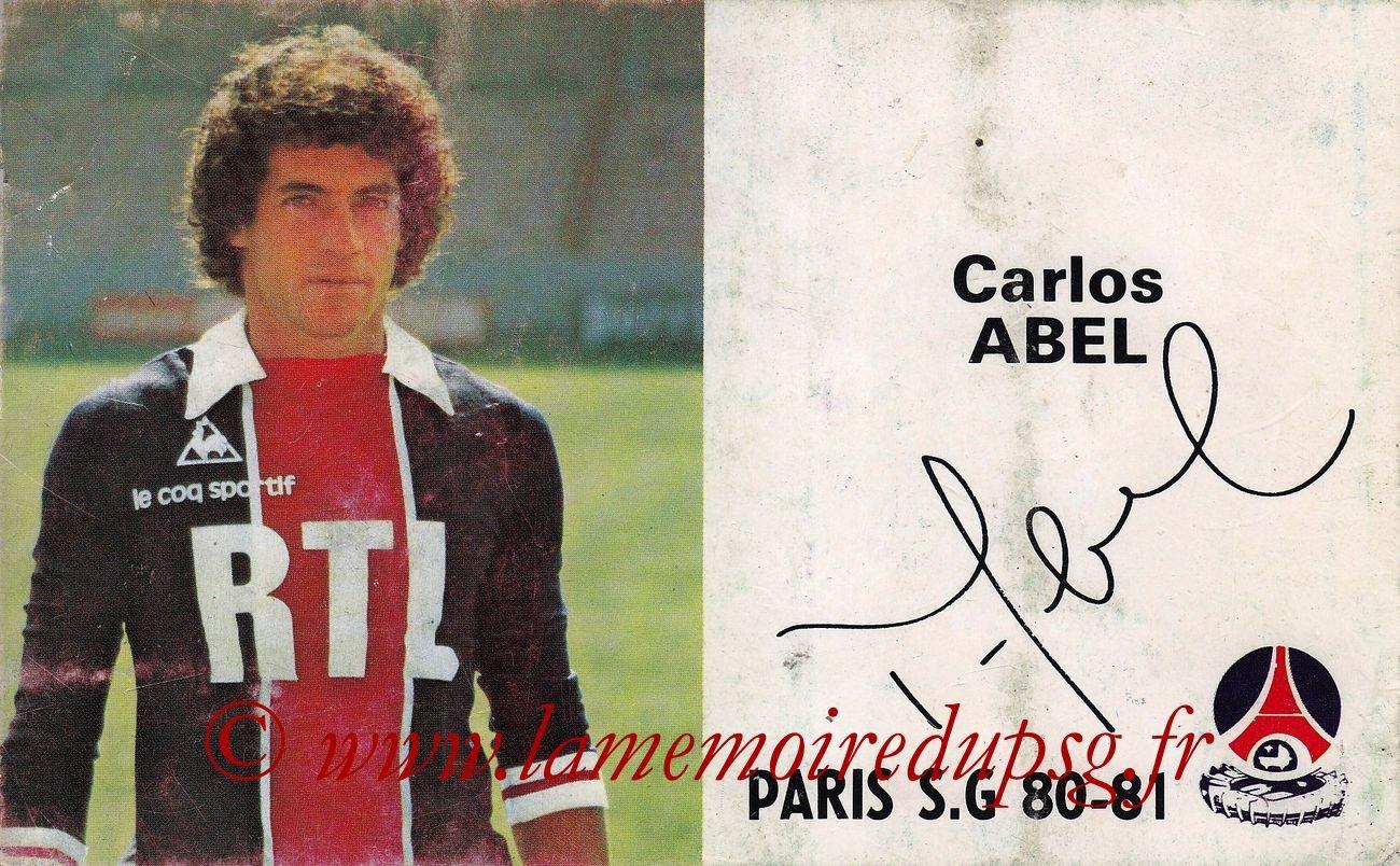 ABEL Carlos  80-81