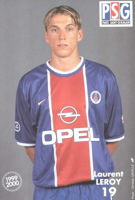 LEROY Laurent  99-00