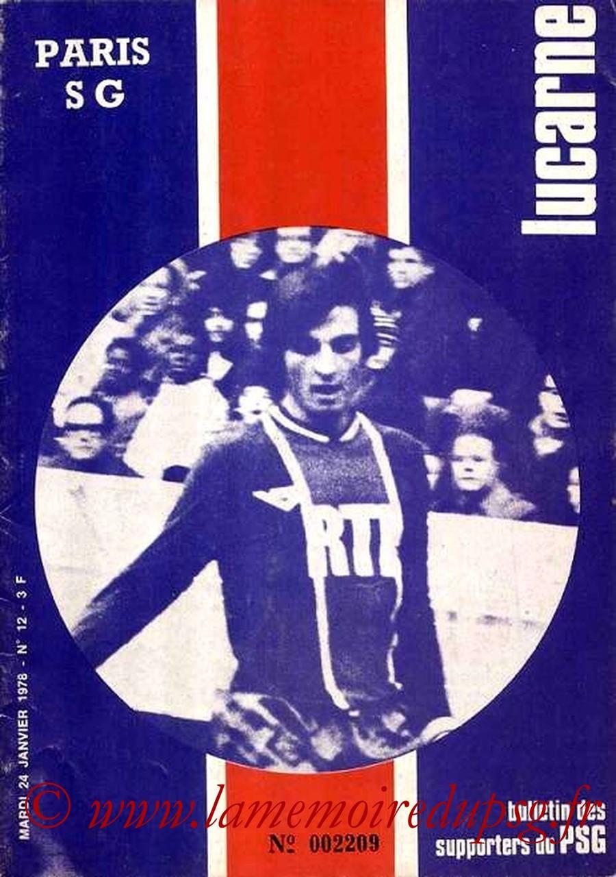 1978-01-24  PSG-Rouen (25ème D1, Lucarne N°12)