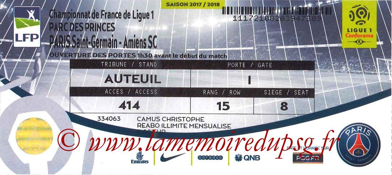 2017-08-05  PSG-Amiens (1ère L1)bis
