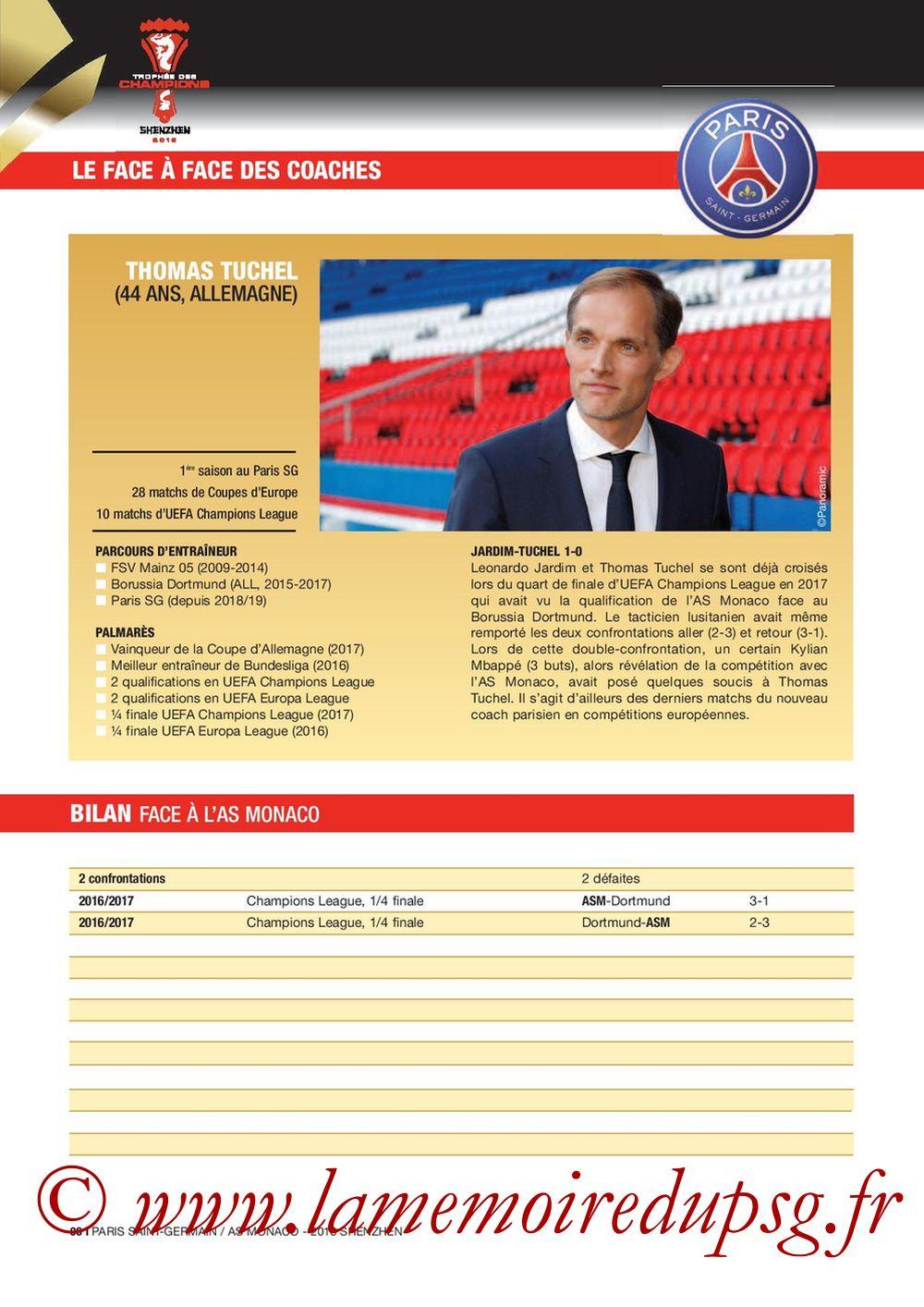 2018-08-04  PSG-Monaco (Trophée des Champions à Shenzhen, Dossier de Presse) - Page 06