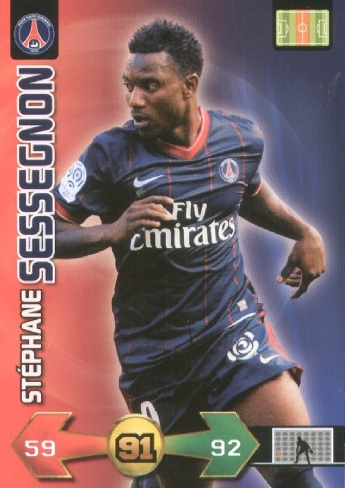 N° 277 - Stephane SESSEGNON