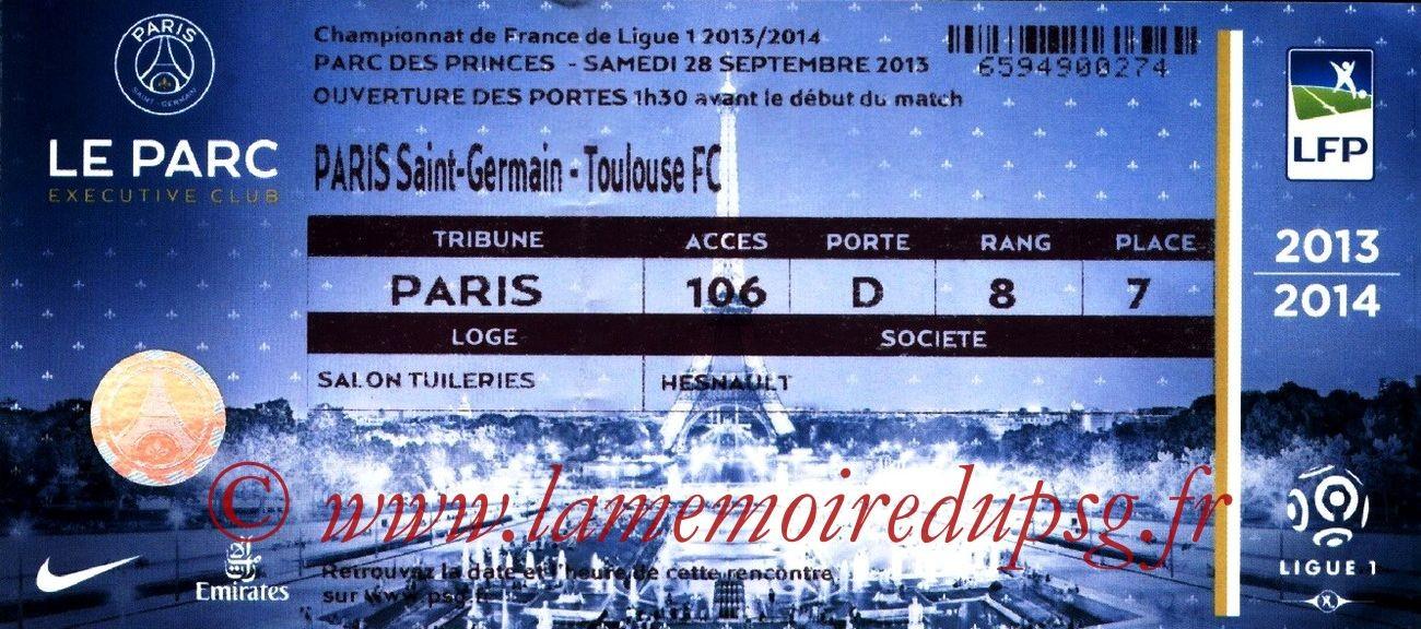2013-09-28  PSG-Toulouse (8ème L1, Loge)