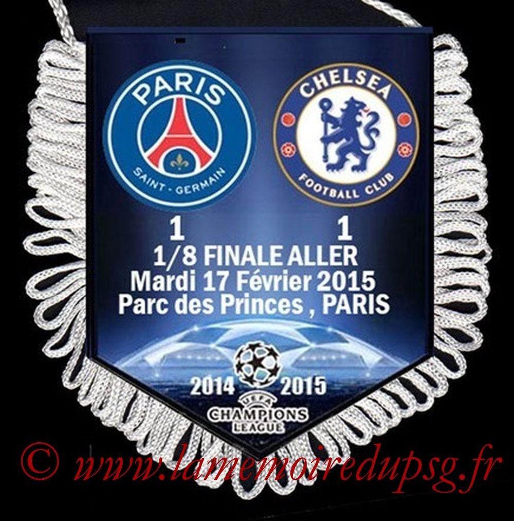 2015-02-17  PSG-Chelsea (8ème C1 aller)