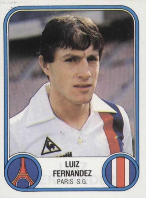 N° 243 - Luis FERNANDEZ