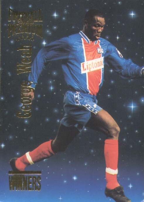 N° W43 - George WEAH (Recto)