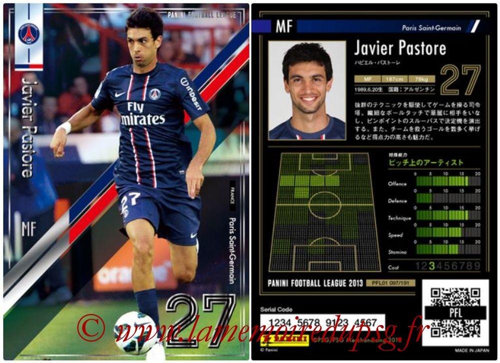 N° 097 - Javier PASTORE (Star +)
