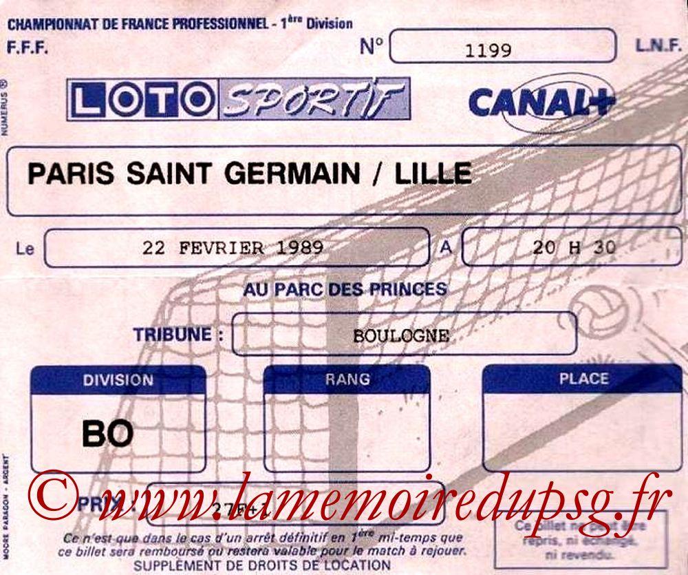 1989-02-22  PSG-Lille (28ème D1)