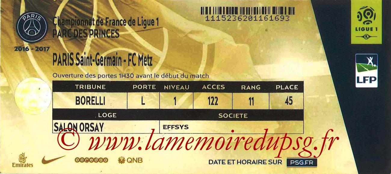 2016-08-22  PSG-Metz (2ème L1, Salon)