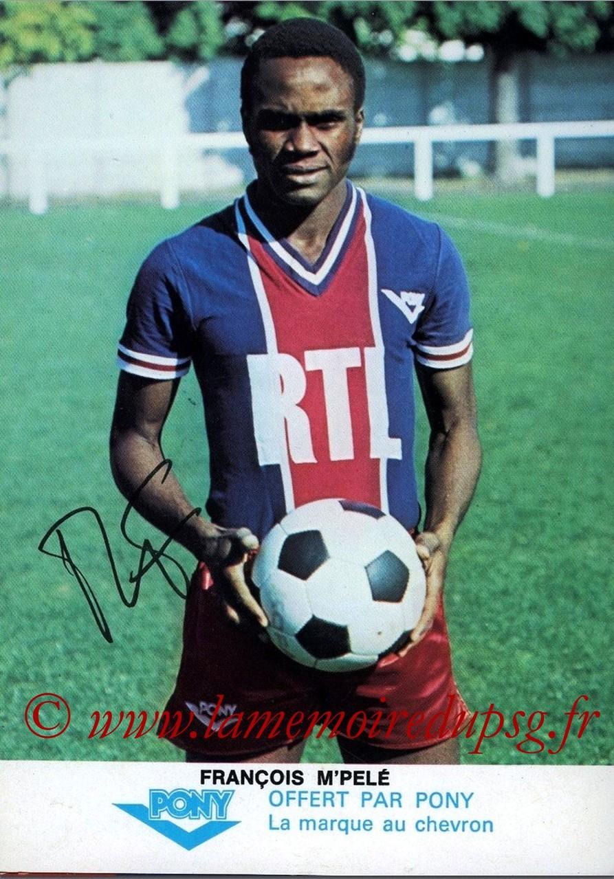 M'PELE François  77-78
