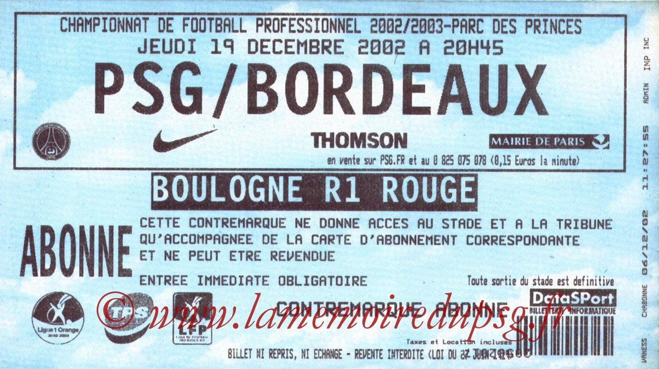 2002-12-19  PSG-Bordeaux (20ème L1)
