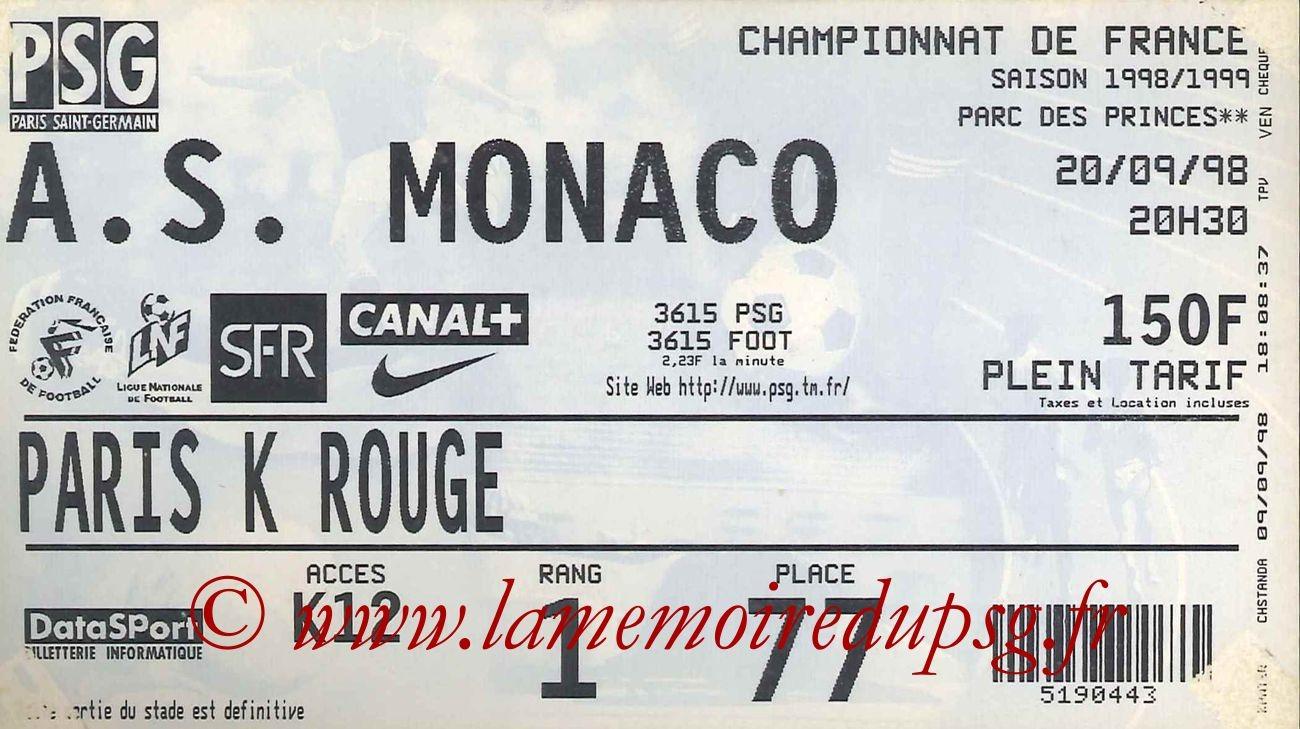 1998-09-20  PSG-Monaco (6ème D1)