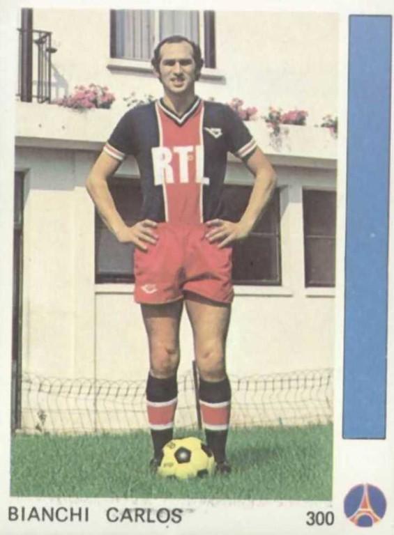 N° 300 - Carlos BIANCHI