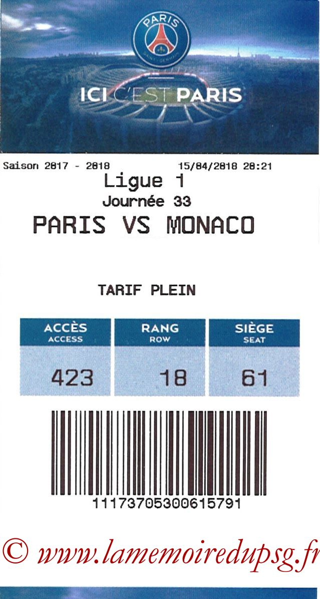 2018-04-15  PSG-Monaco (33ème L1, E-ticket)