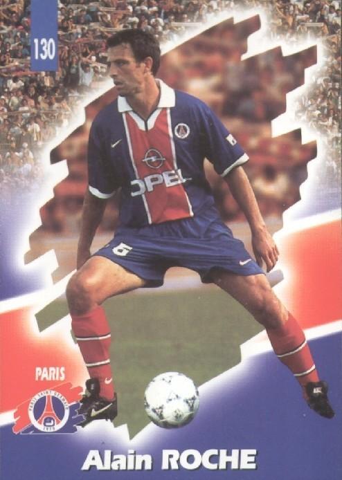 N° 130 - Alain ROCHE (Recto)