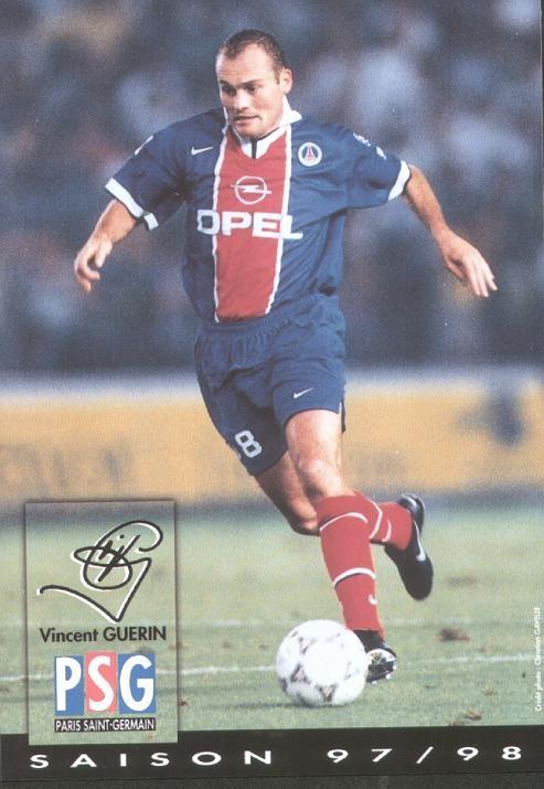GUERIN Vincent  97-98