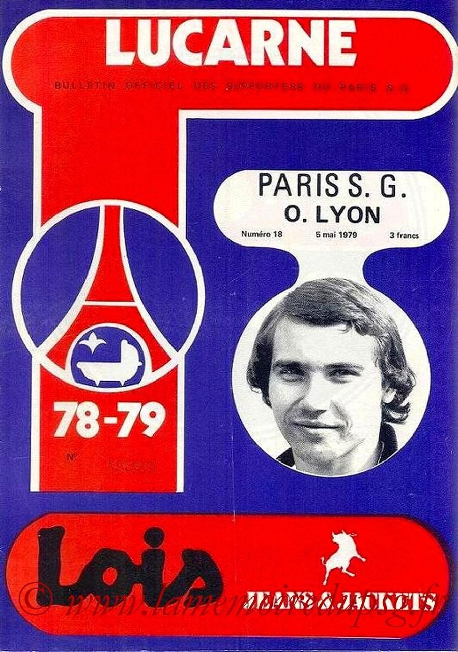 1979-05-05  PSG-Lyon (34ème D1, Lucarne N°18)