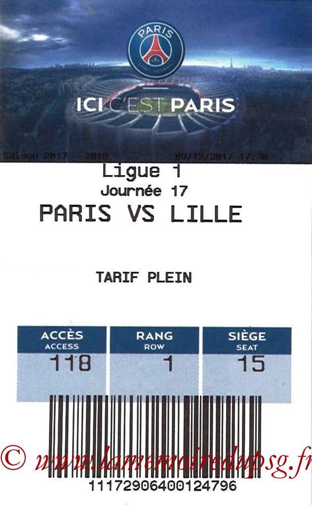 2017-12-09  PSG-Lille (17ème L1, E-ticket)