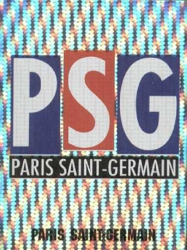 N° 267 - Ecusson PSG