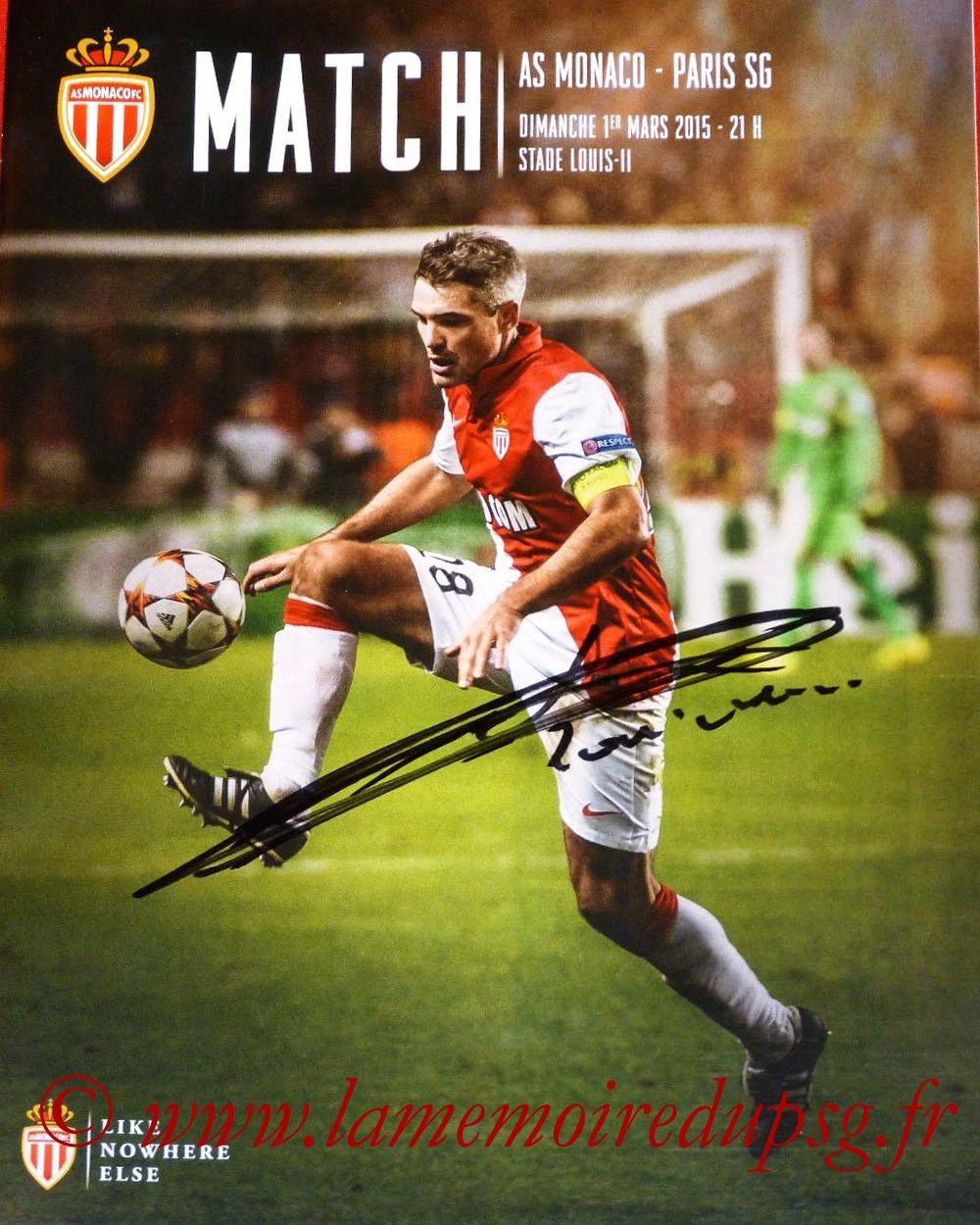 2015-03-01  Monaco-PSG (27ème L1, ASM match)