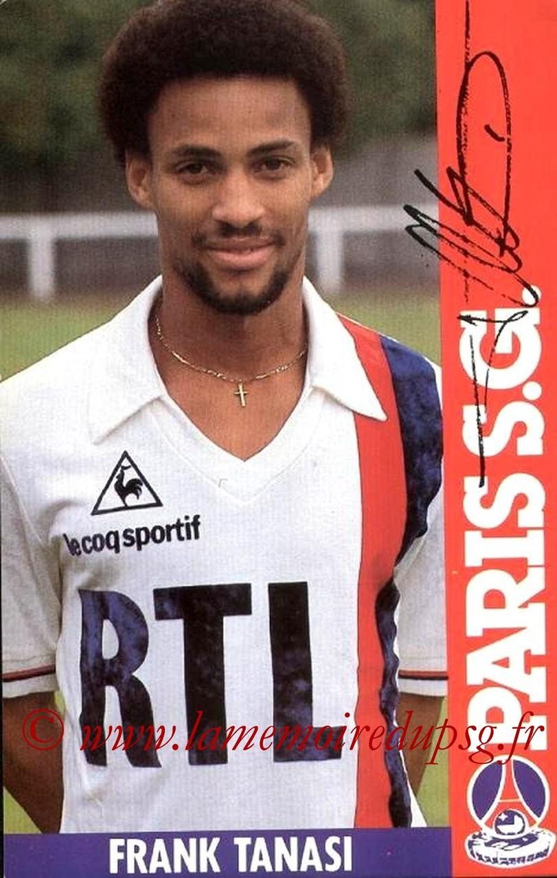 TANASI Franck  84-85