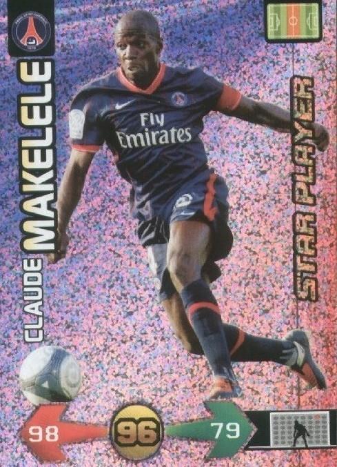 N° 283 - Claude MAKELELE