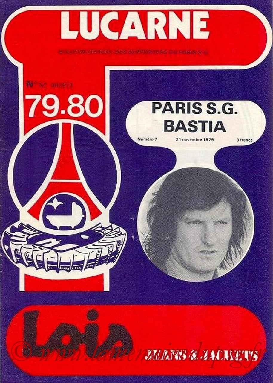 1979-11-21  PSG-Bastia (17ème D1, Lucarne N°7)
