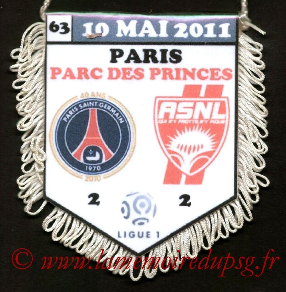 2011-05-10  PSG-Nancy (35ème L1)