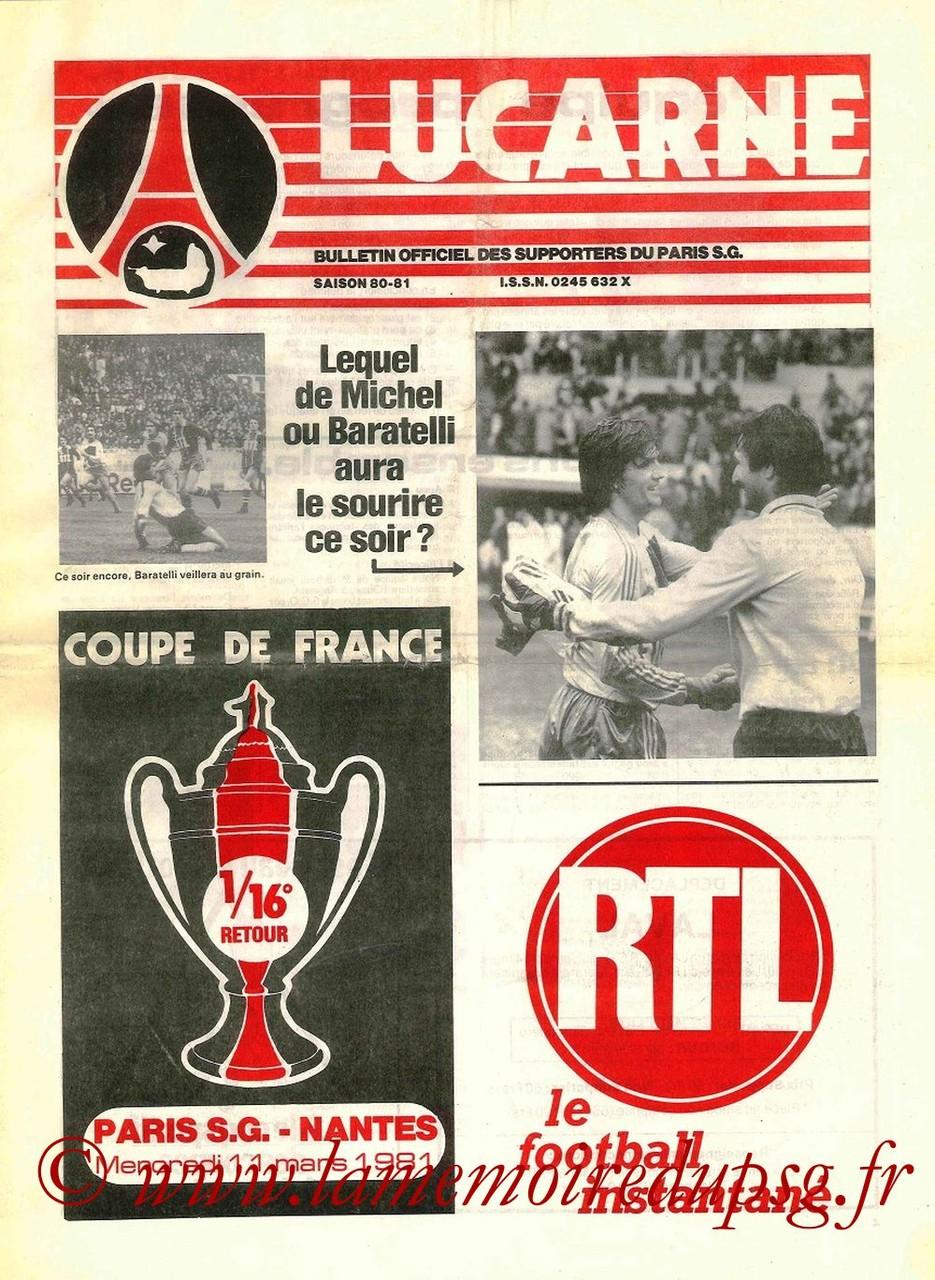 1981-03-11  PSG-Nantes (16ème CF retour, Lucarne)