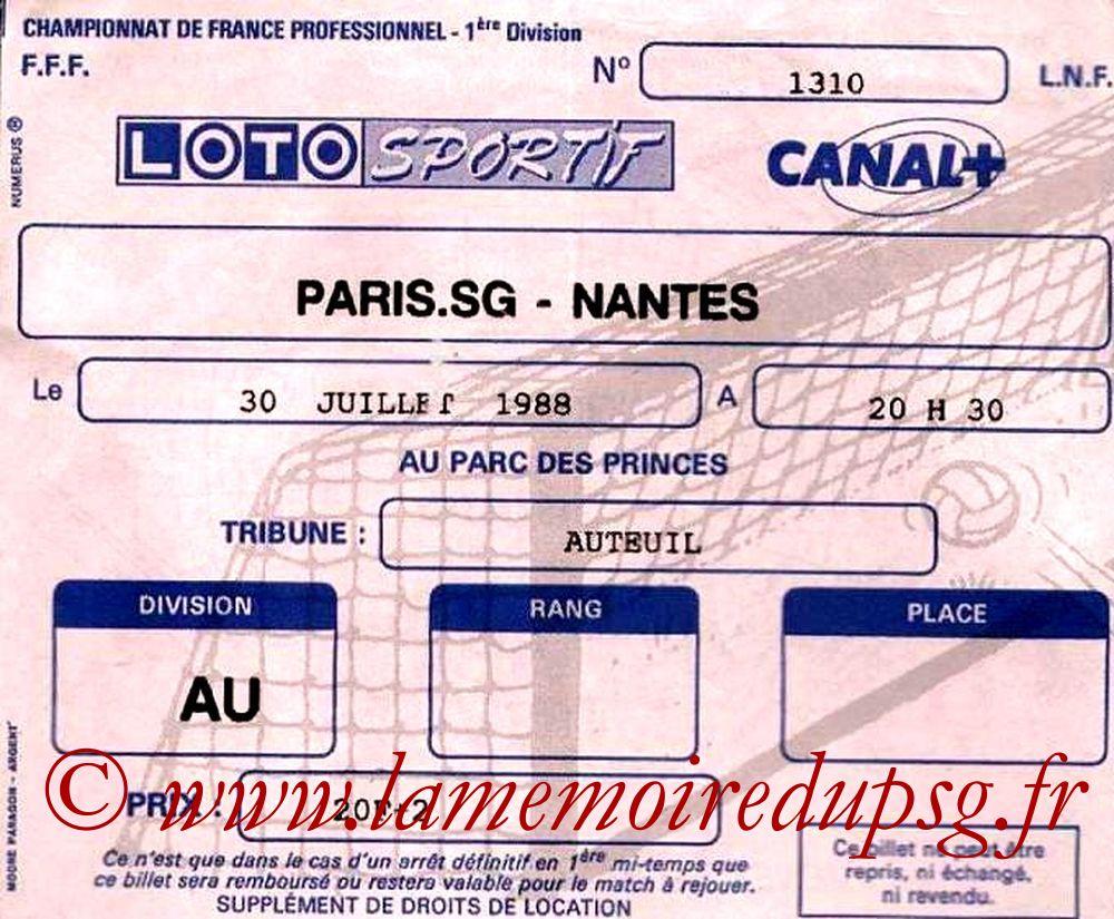 1988-07-30  PSG-Nantes (4ème D1)