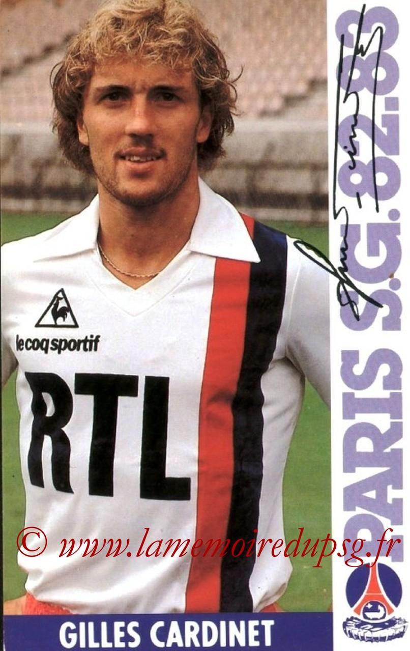 CARDINET Gilles  82-83