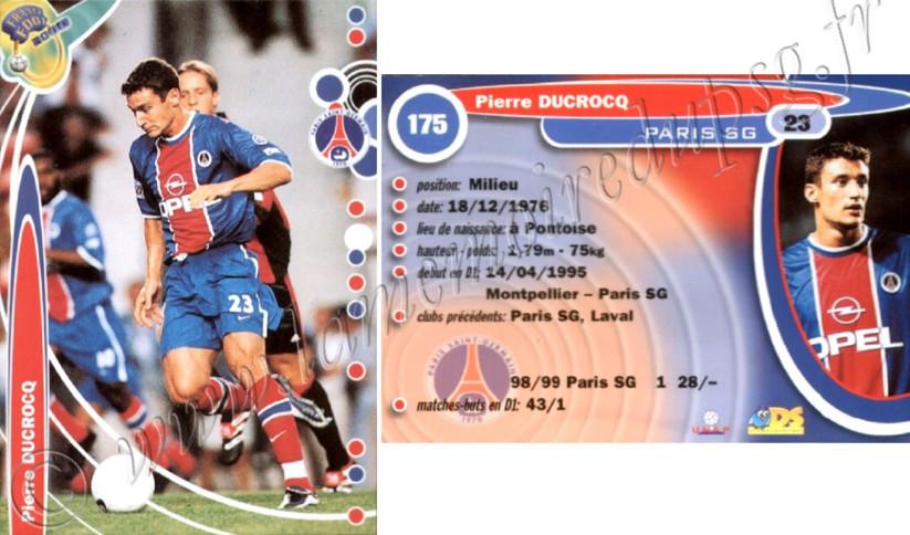 N° 175 - Pierre DUCROCQ