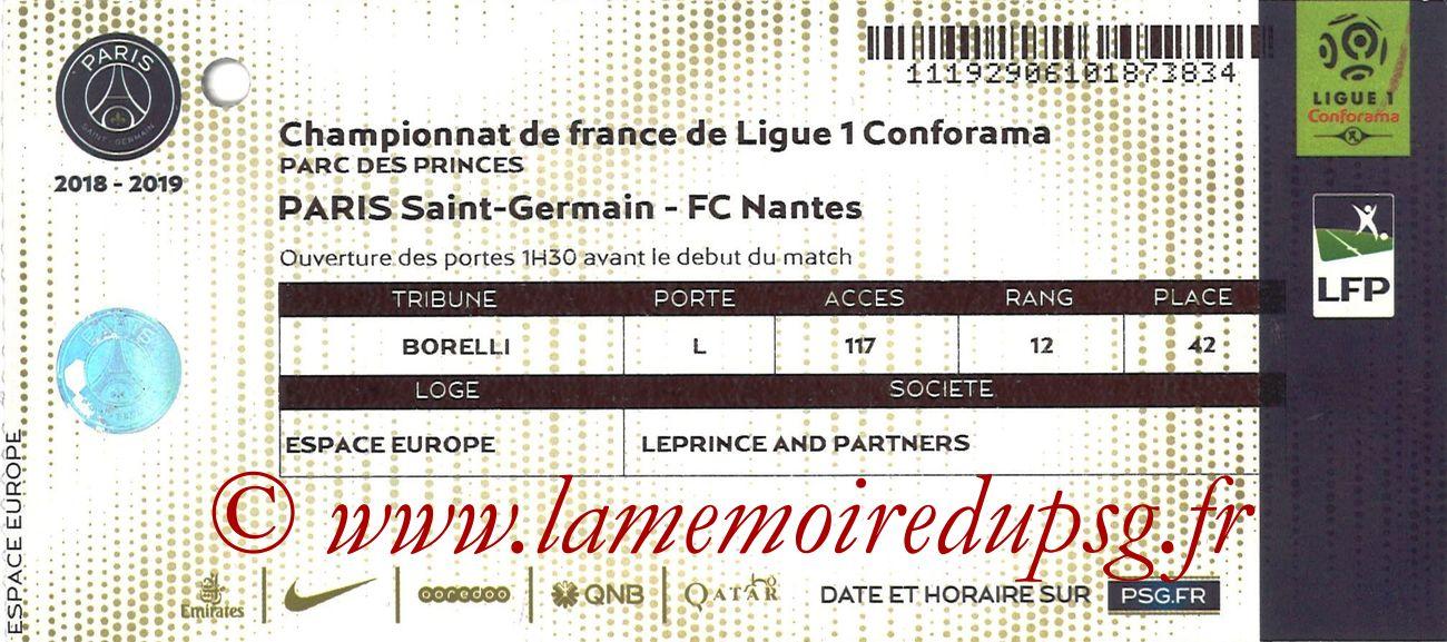 2018-12-22  PSG-Nantes (19ème L1, Loges)