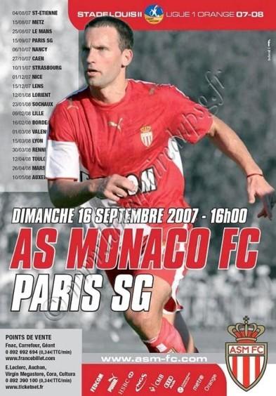 2007-09-16  Monaco-PSG (8ème L1, Affiche)