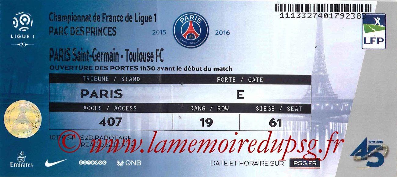 2015-11-07  PSG-Toulouse (13ème L1, bis)