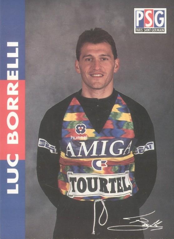 BORELLI Luc  93-94