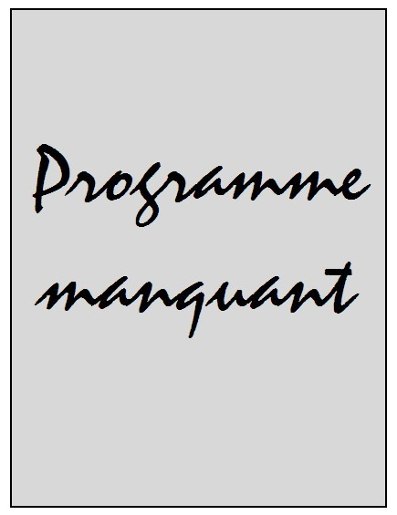 1996-08-10  Strasbourg-PSG (1ère D1, Programme manquant)