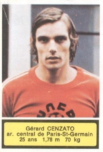 N° 213 - Gerard CENZATO