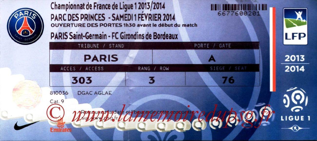 2014-01-31  PSG-Bordeaux (23ème L1)