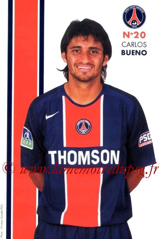 BUENO Carlos  05-06
