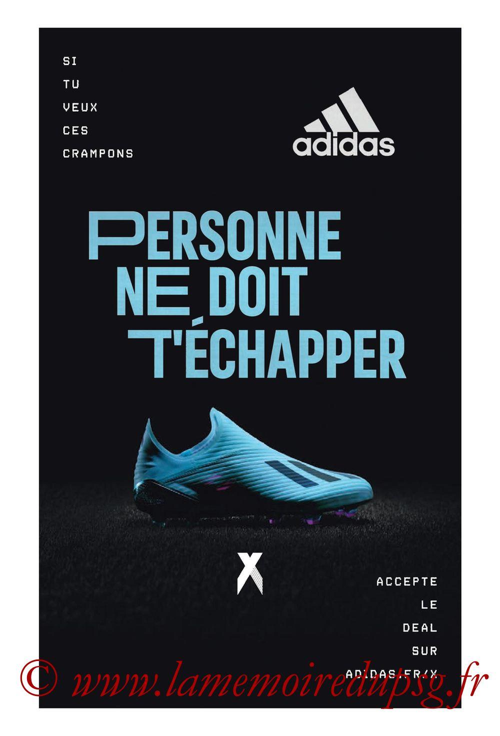 2019-09-22  Lyon-PSG (6ème L1, Tribune OL N°284) - Page 24