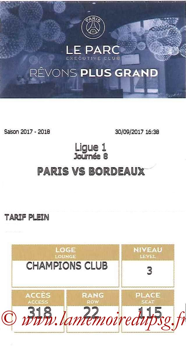 2017-09-30  PSG-Bordeaux (8ème L1, E-ticket Executive club)
