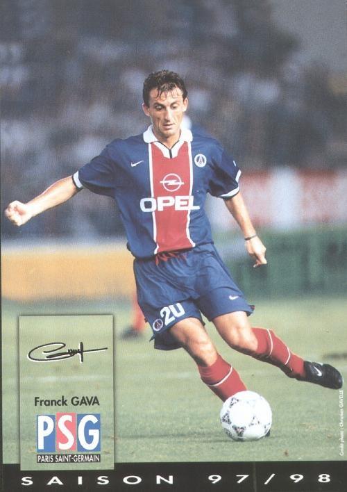 GAVA Franck  97-98