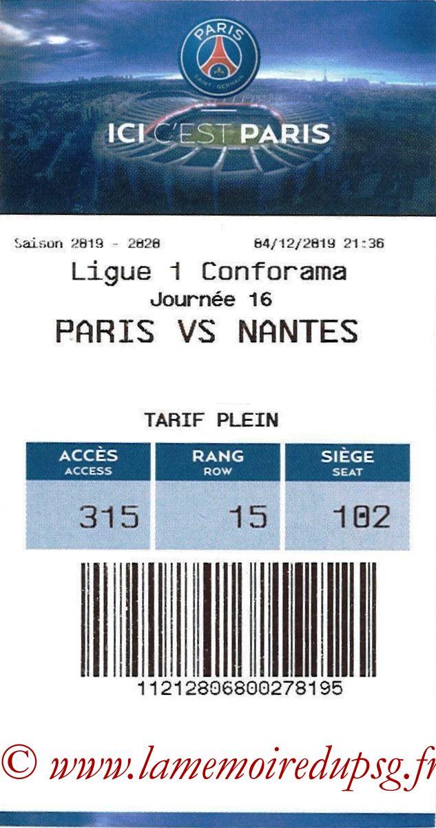2019-12-04  PSG-Nantes (16ème L1, E-ticket)